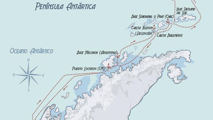 De cómo la imaginación crea una tierra. Divagaciones sobre los viajes imaginarios y reales de Francisco Coloane a la Antártica.